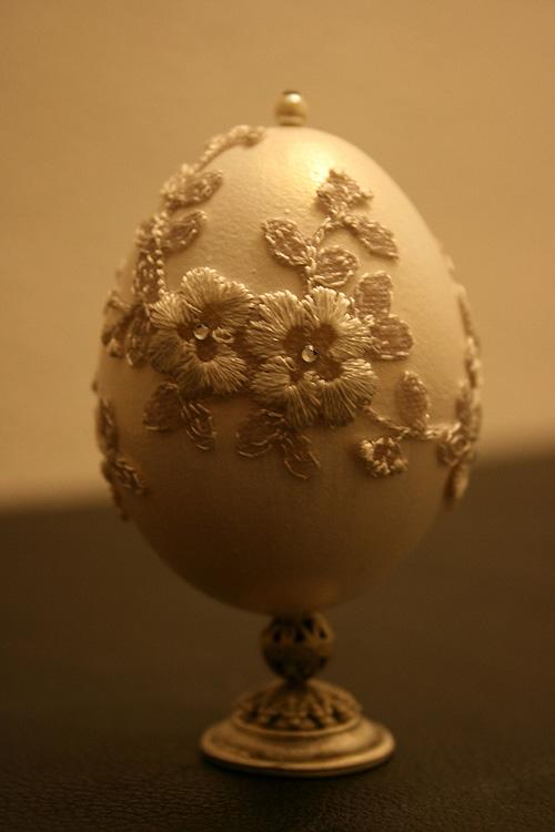 Lace Egg