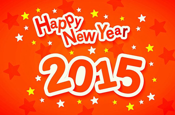 Happy New Year 2015 For Desktop Background