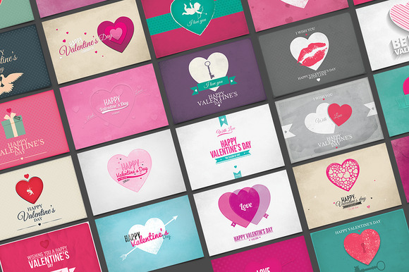 valentine card bundle 2