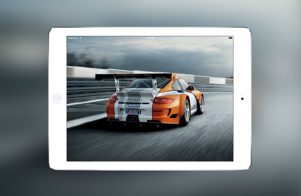 best car ipad wallpapers