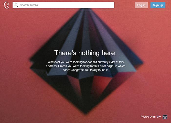 error 404 tumblr