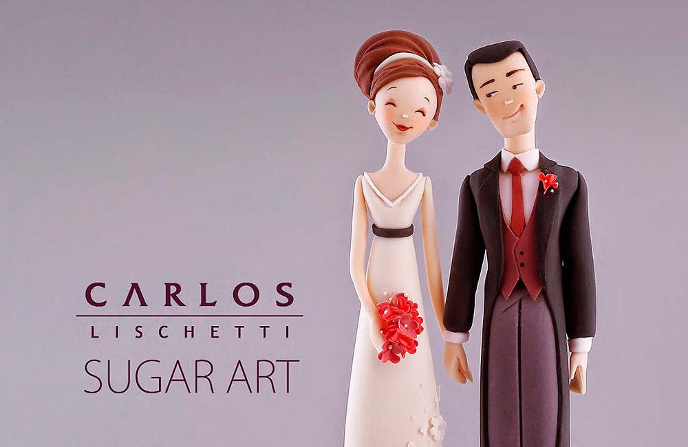 Carlos Lischetti sugar art