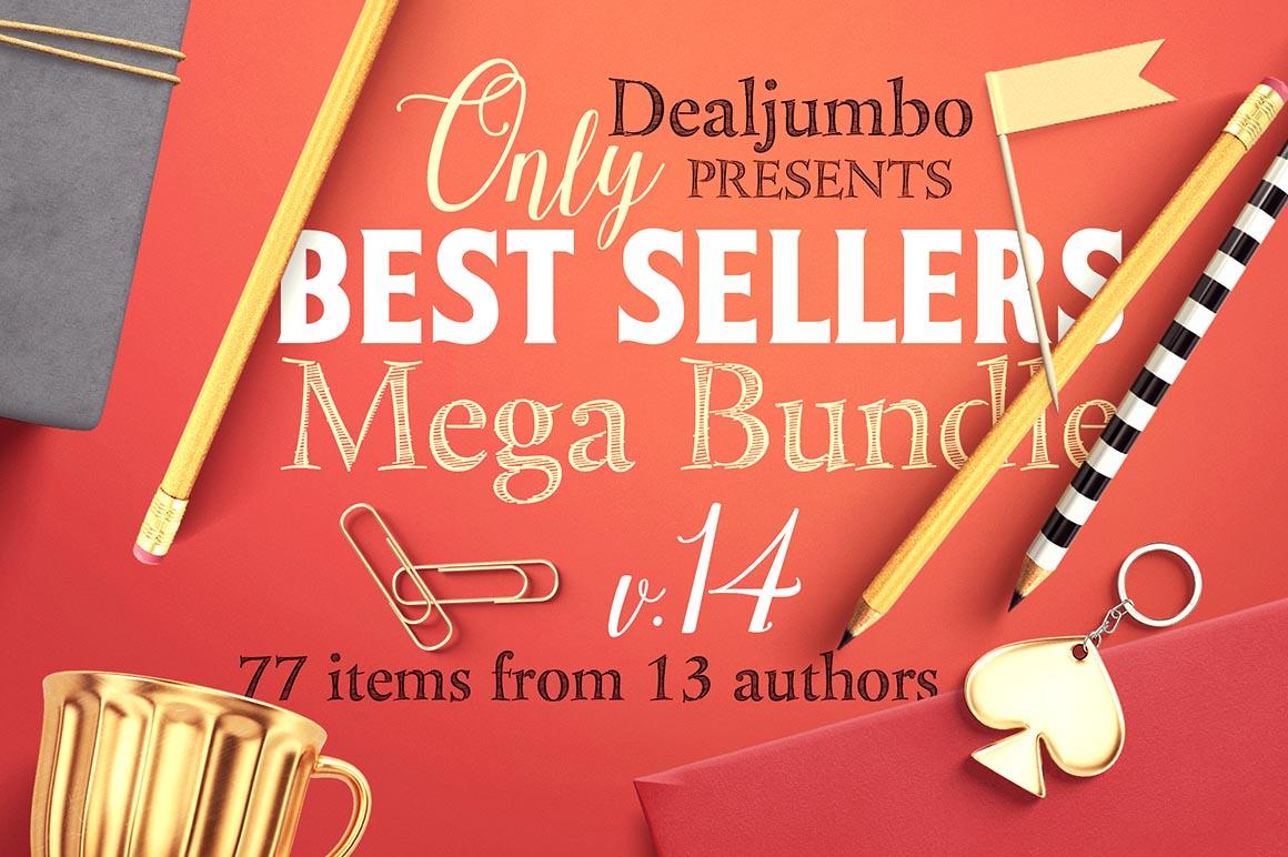 Only Best Sellers – Mega Bundle! vol.14