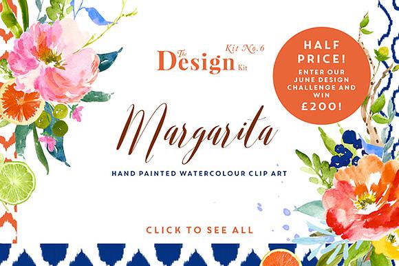 The Design Kit - Margarita