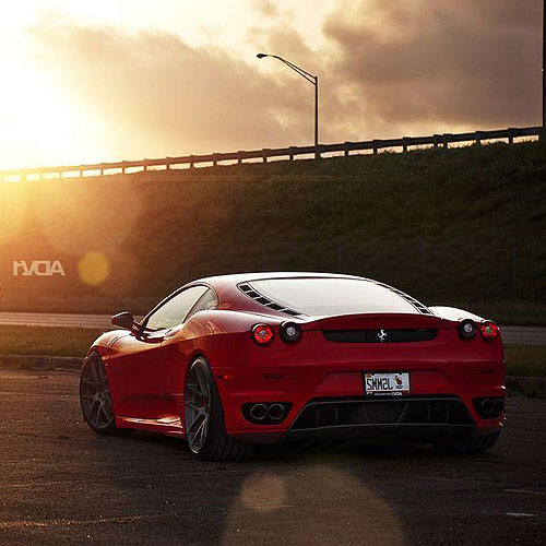 Ferrari F430 Sports Car Wallpapers