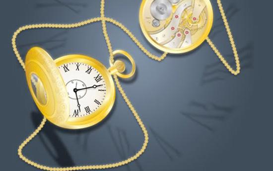 clock watch illustrator tutorials
