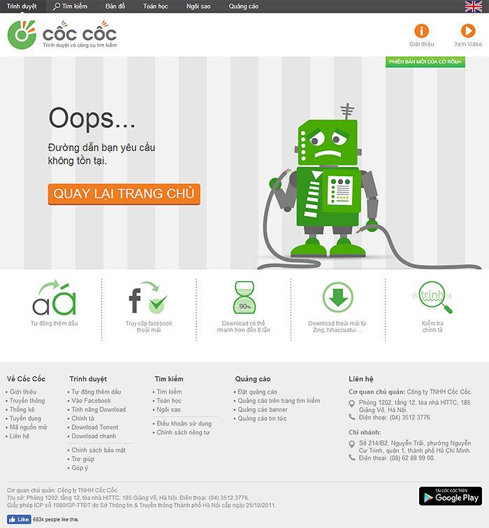 error 404 coccoc
