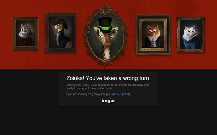 error 404 imgur