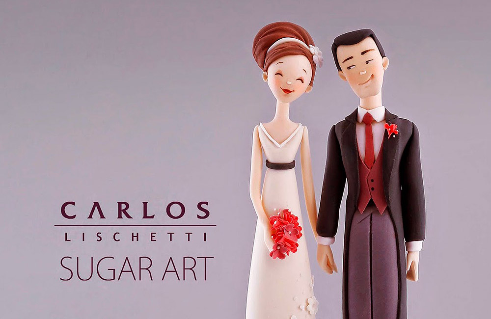 Carlos Lischetti sugar art