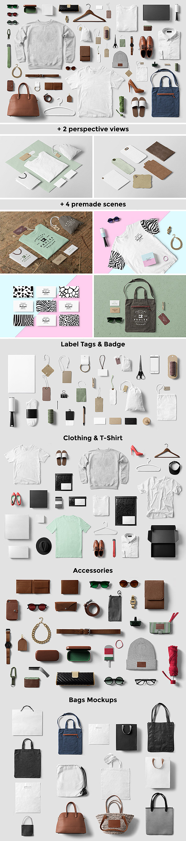Clothing / Fashion / T-Shirt Mockup