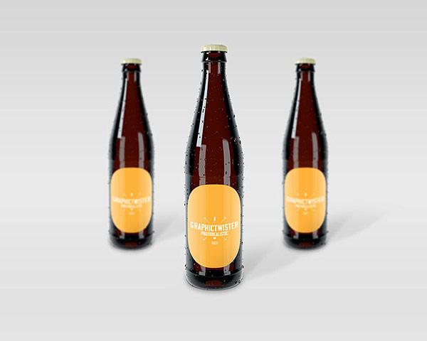 Bottle Mockup vol.2