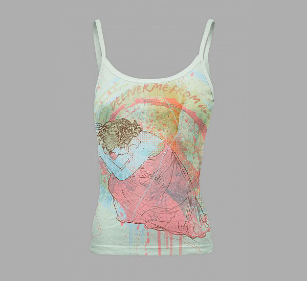Ladies Ribbed Tank Top from Go Media's Arsenal