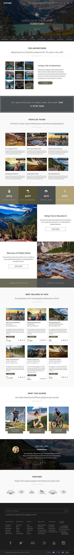 Entrada Travel WordPress Theme For Tour Booking And Adventure Tour