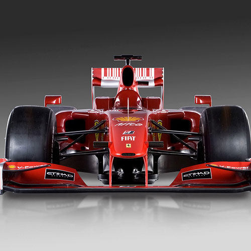 Ferrari F1 Car iPad Wallpaper