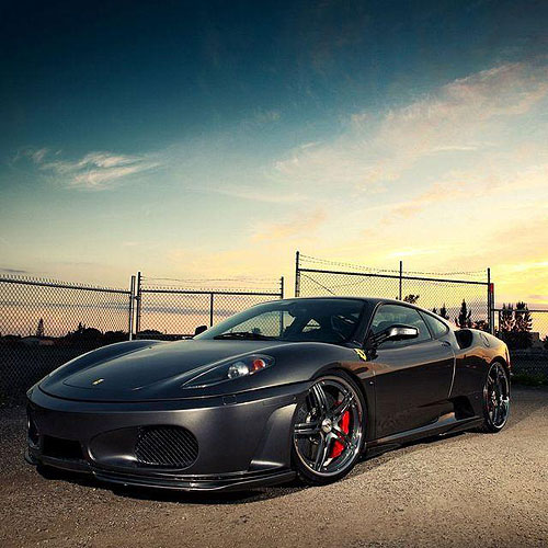 Cool Ferrari F430 Sports Car Wallpapers 7