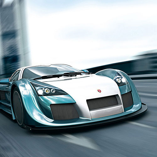 Gumpert Apollo Speed Sport Car iPad Wallpaper