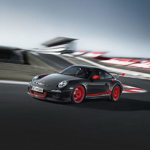 Porsche 911 GT3 RS Track Day